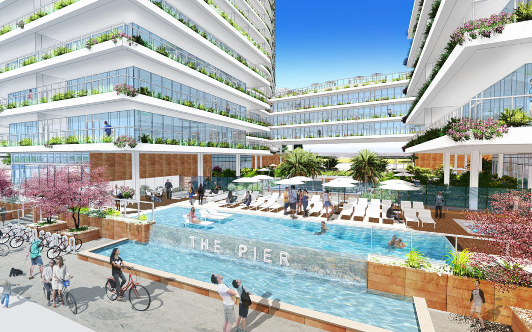 The Pier – Springbrook Development